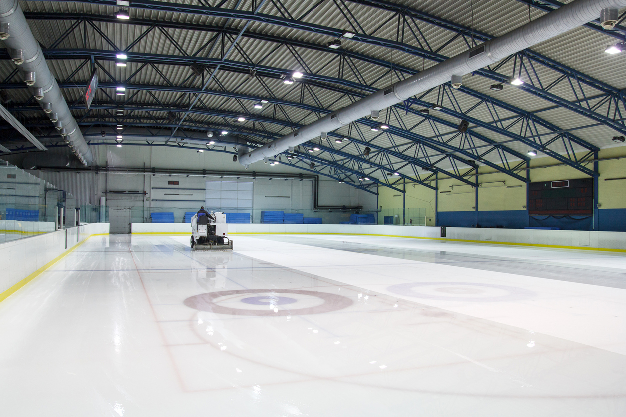 Cost Of Building An Ice Hockey Rink